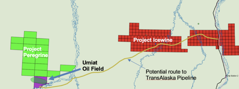 88E has revealed the acquisition of the Umiat Oil Field.